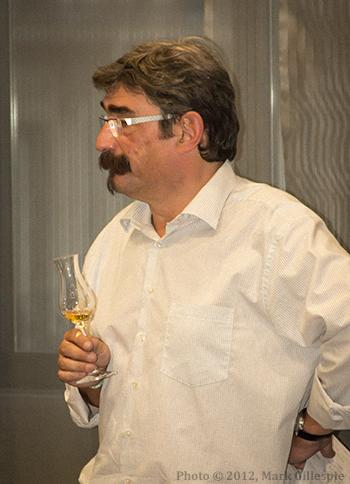 Serge Valentin of www.whiskyfun.com