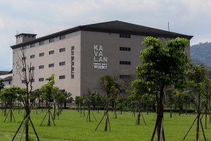 The King Car Distillery in Yi-Lan, Taiwan, home of Kavalan Single Malt Whisky. Photo ©2011 by Mark Gillespie.