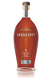 Angel's Envy Cask Strength. Photo courtesy Angel's Envy.