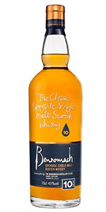 Benromach 10 Years Old. Image courtesy Benromach/Gordon & MacPhail.