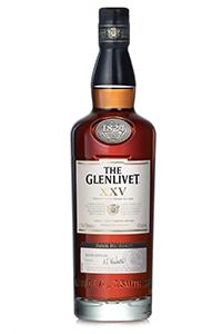 The Glenlivet 25. Image courtesy Chivas Brothers.