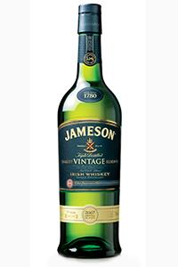 Jameson Rarest Vintage Reserve Irish Whiskey. Image courtesy Irish Distillers.
