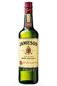 Jameson Original Irish Whiskey. Image courtesy Irish Distillers.
