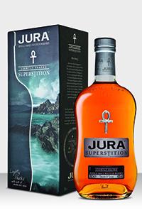 Jura Superstition. Image courtesy Whyte & Mackay.