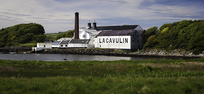 Islay's Lagavulin Distillery is celebrating its 200th anniversary in 2016. Photo ©2010 by Mark Gillespie.