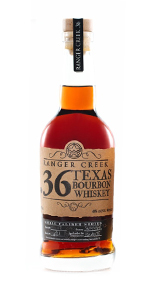 Ranger Creek .36 Bourbon. Image courtesy Ranger Creek Brewing & Distilling.
