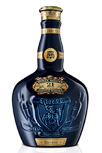 Royal Salute 21. Image courtesy Chivas Brothers.