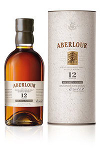 Aberlour 12 Non-Chill Filtered. Image courtesy Chivas Brothers.