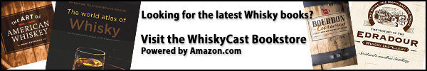 Visit the WhiskyCast Bookstore powered by Amazon.com!