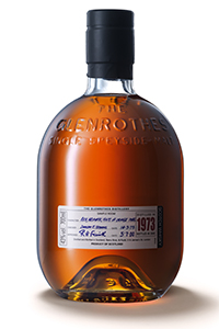 The Glenrothes 1973 Vintage.