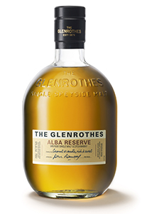 The Glenrothes Alba Reserve.