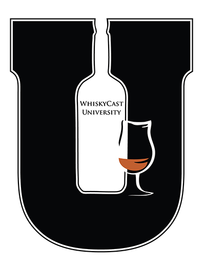WhiskyCast University logo