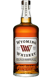 Wyoming Whiskey Bourbon. Image courtesy Wyoming Whiskey.