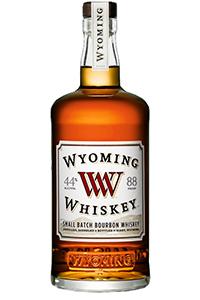 Wyoming Whiskey Bourbon. Image courtesy Wyoming Whiskey.