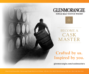 Glenmorangie Cask Masters. Crafted by Us. Inspired by You.