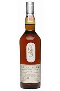 Lagavulin 21 2012 Special Edition