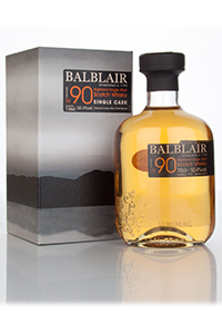 The 1990 Balblair Single Islay Cask 1466.