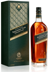 Johnnie Walker Explorers' Club: The Gold Route