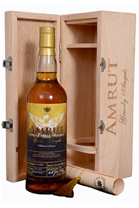Amrut Greedy Angels. Photo courtesy Amrut.