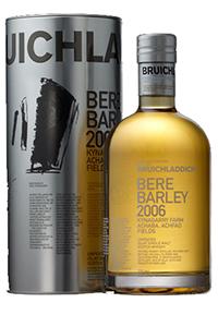 Bruichladdich Bere Barley 2006.