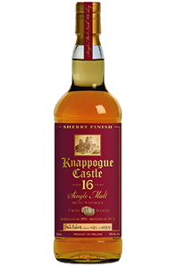 Knappogue Castle 16 Year Old Twin Wood.