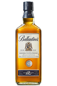Ballantine's 12. Image courtesy Chivas Brothers.