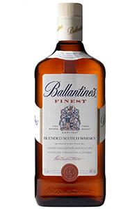 Ballantine's Finest. Image courtesy Chivas Brothers.
