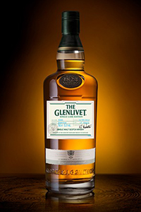 The Glenlivet Quercus single cask bottling. Photo courtesy The Glenlivet and The Whisky Shop.