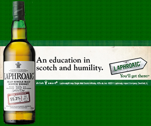 Laphroaig Islay Single Malt Scotch Whisky