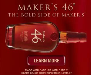 Maker's 46 Bourbon Whisky