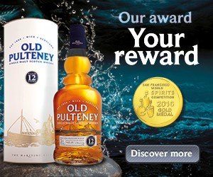 Old Pulteney Single Malt Scotch Whisky