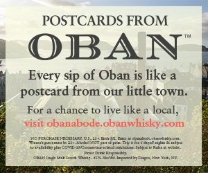 For a chance to live like a local, visit obanabode.obanwhisky.com.