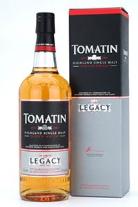 Tomatin Legacy. Photo courtesy Tomatin Distillery.