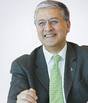 Diageo Chief Operating Officer & Incoming CEO Ivan Menezes. Photo courtesy Diageo.