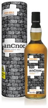 "The anCnoc Peter Arkle Series #3 ""Bricks"". Image courtesy anCnoc."