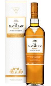 The Macallan Amber. Image courtesy The Macallan.