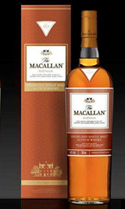 The Macallan Sienna. Image courtesy The Macallan.