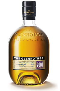 The Glenrothes 2001 Vintage. Image courtesy The Glenrothes.