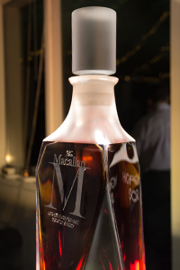 The Macallan M Single Malt Scotch Whisky. Photo ©2013 by Mark Gillespie.