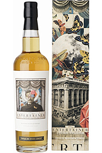 Compass Box The Entertainer. Image courtesy Selfridge's.