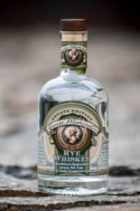 George Washington's Rye Whiskey Estate Edition. Image courtesy Hillrock Estate Distillery.