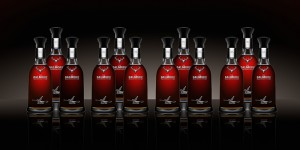 The Dalmore Paterson Collection. Image courtesy Whyte & Mackay.
