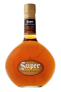 Nikka Super. Image courtesy Nikka Whisky.