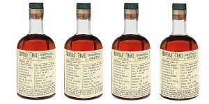 Buffalo Trace Experimental Collection Wheated Bourbons. Image courtesy Buffalo Trace.