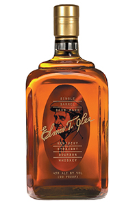 Elmer T. Lee Single Barrel Bourbon. Image courtesy Buffalo Trace Distillery.