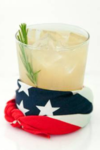 Wild Turkey's Wild Mustangs cocktail. Image courtesy Wild Turkey.