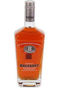 Breakout Rye Whiskey. Image courtesy Capital Brands.