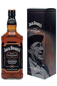 The Jack Daniel's Master Distiller's Collection bottling honoring Jess Motlow. Image courtesy Brown-Forman via The Moodie Report.