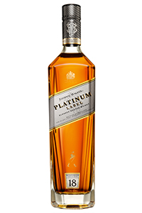 Johnnie Walker Platinum Label. Image courtesy Diageo.