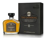Teeling Whiskey Company's The Gathering Irish Single Malt Whiskey. Image courtesy Teeling Whiskey Company.
